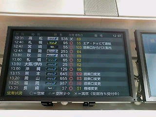 札幌遠征へGO!